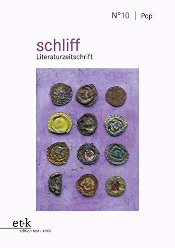 Pop (schliff / Literaturzeitschrift)