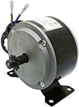 Razor E200 Scooter 200 Watt Chain Drive Motor - 24 Volt 200w DC Brush Electric Motor with 10 Tooth Sprocket for Chain #25 - Factory Original Replacement Motor for Razor E200, E225, E275, RX200