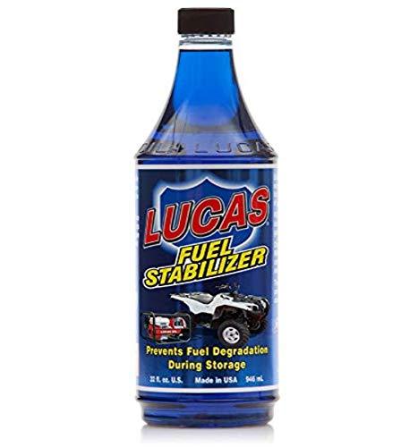 Lucas Oil 10303 Fuel Stabilizer - 1 Quart