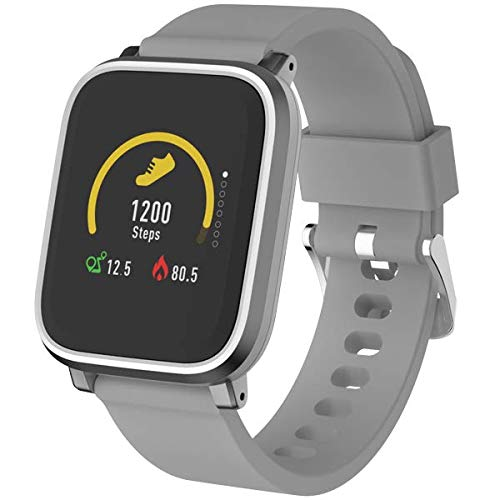 Denver Bluetooth Smartwatch SW-161 grijs