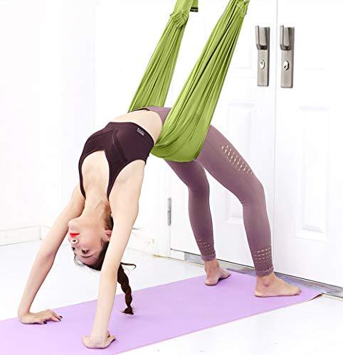 TOCO FREIDO Waist Back Leg Stretch Strap/Yoga Fitness Band, Leg Stretching Assist Trainer, Yoga Stretcher, Back Bend Split Inversion Strap for Fitness, Dance, Ballet, Gymnastics
