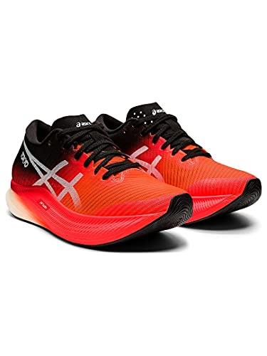 ASICS Metaspeed Sky, Chaussures de Running pour Femme, Rouge (SunriseRed White 600), 40.5 EU