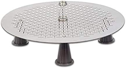 Coldbreak 12 5 False Bottom Stainless Steel Drop in Design Easy Cleaning Removal Fits 10 Gallon product image