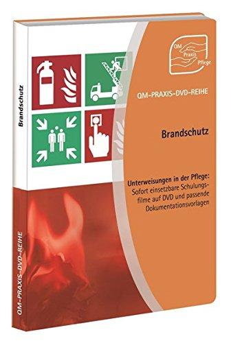Brandschutz, DVD-ROMJährliche Unterweisungen für das Gesundheitswesen. Sofort einsetzbare Schulungsfilme auf DVD und passende Dokumentationsvorlagen. 40 Min.