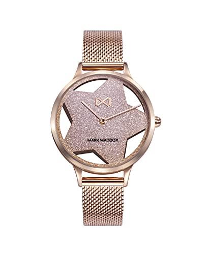 Reloj Mark Maddox Mujer Rosa Mm7150-90