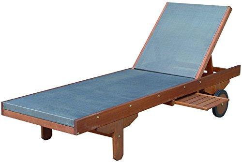 Vigor 9693010 Transat en bois