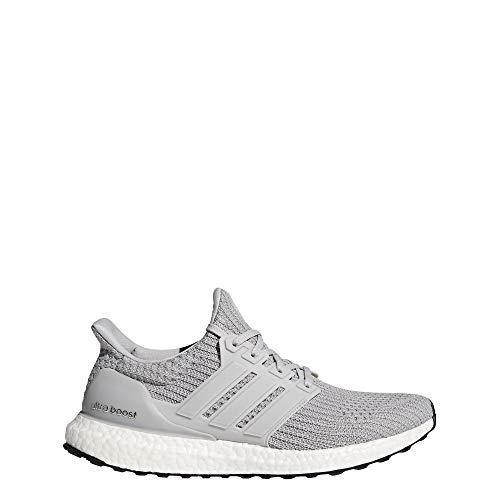 adidas Men's Ultra Boost Road Running Shoe (Grey, 9)