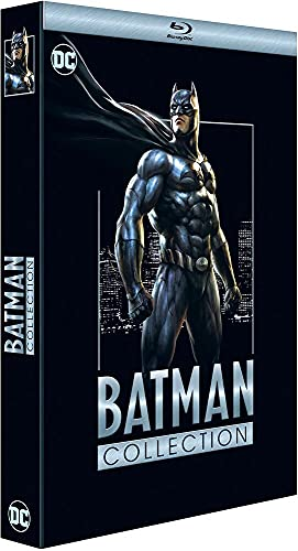 Batman Collection: The Dark Knight parties 1 & 2 + Year One + The Killing Joke + Le fils de Batman + Batman vs. Robin + Mauvais sang [Francia] [Blu-ray]