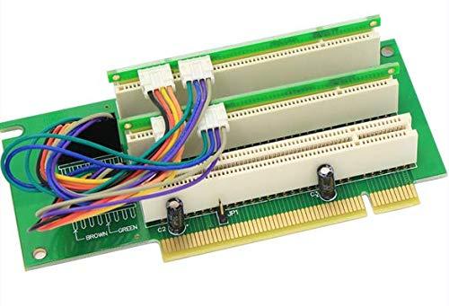Scheda adattatore server 2U rack server dedicato PCI scheda adattatore scheda PCI sterzo