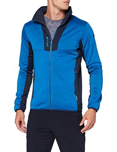 Lafuma Cross F-Zip M Fleece Jacket, Mens, Bright Blue, L