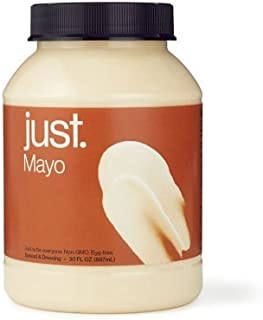 Just Mayo, Non-GMO, 30oz (Pack of 1)