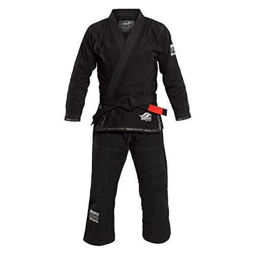FUJI – 5703- Suparaito BJJ GI, Lightweight BJJ Gi with Bungee Drawstring Pants