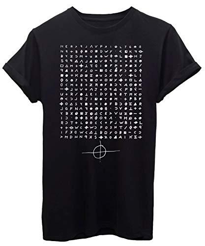iMage T-Shirt Zodiac Serial Killer - Film - by Uomo-XXL-Nera