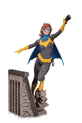 DC Collectibles Bat Family: Batgirl Multi-Part Statue, Multicolor