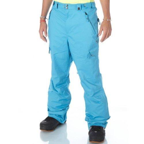 Light Herren Snowboardhose Dagger, Electric Blue, XL, FA823-12,