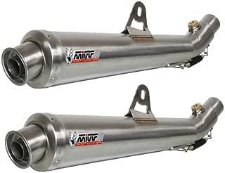 MIVV D.017.LC2 - Exhaust For Ducati Monster 900 XCONE