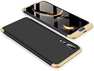 جراب Ypanda لهاتف Huawei nova 3i / P20 / P20 Pro / P30 Lite / P30 Pro/Mate 10 pro / Y9 (2018) جراب 3 في 1 تصميم - 360 درجة...
