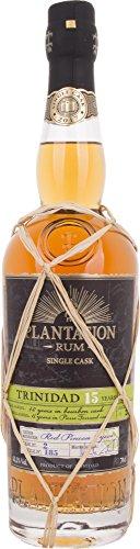 Plantation Trinidad 15 Años de edad Reserva Single Cask Rum 2002-700 ml
