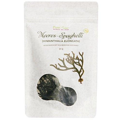 Meeresspaghetti, Premiumqualität (Bio & Roh), 30 g (1)