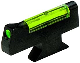 HIVIZ SW3001-G Smith&Wesson Fiber Optic Front Revolver Sight (.250 height)