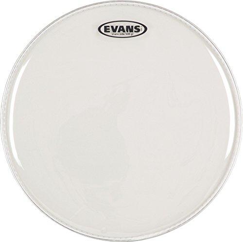 """Evans S14R50 - Parche para caja, 14"""" (clear, transparente)"""