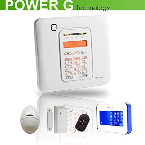 Kit de alarma Visonic PowerMaster PG 2-2T 10