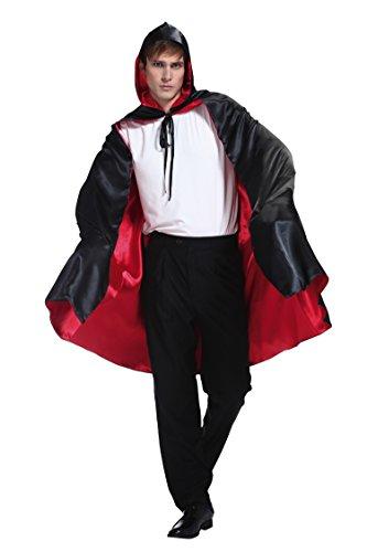Ghost Cape black / red Men's (japan import)