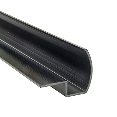 Concrete Countertop Half Bullnose Edge Forms - Z Counterform
