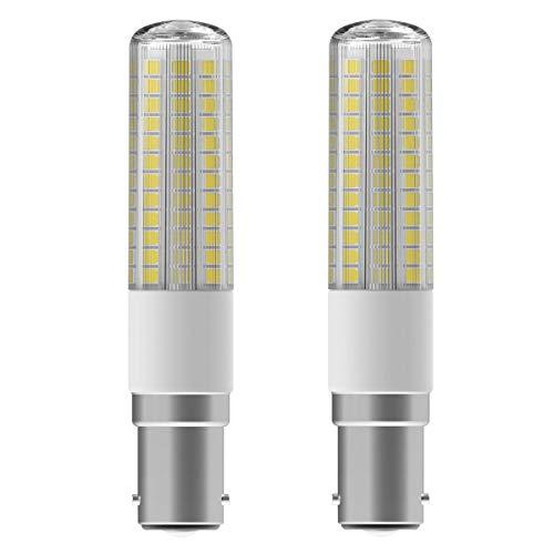 OSRAM LED SPECIAL T SLIM 60 B15d 6,3W=60W 806lm 80Ra warm white 2700K nondim 2er