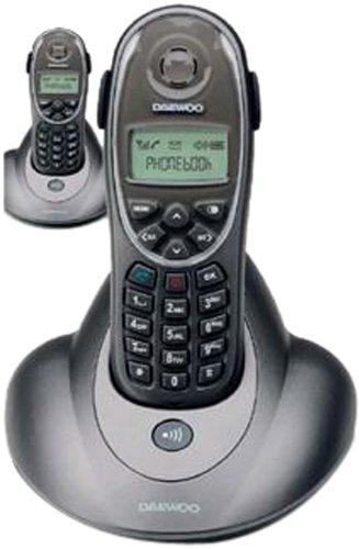 Daewoo ADP 1200 DUO - Teléfono Fijo: Amazon.es: Electrónica