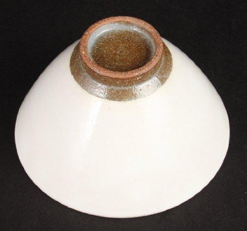 波佐見焼 飯碗 白化粧柄 41801