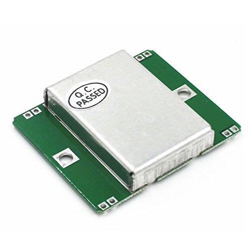 HiLetgo HB100 Microwave Doppler Radar Detector Probe Wireless Sensor Module 10.525GHz