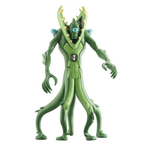 Bandai – Ben 10 – Végétal (Wildvine) – Figurine 10 cm (Import Royaume Uni)