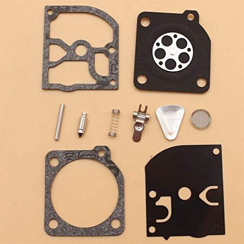 BLTR Carburador Carb Kit for Husqvarna 40 45 49 55 H55 H51 55 240 245 240R 245R Motosierra ZAMA RB-45-EL1 C1q C1q-EL5 De Confianza