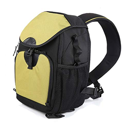 NYKK SLR Camera Bag Digital Professional Backpack Photography Leisure Backpack Can be Applied ToAccessories Such as Lens Charger (Color : A)