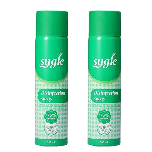 Sugle Antibacterial Disinfectant Spray - Kills 99.9% Harmful...