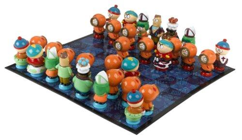 Cardinal Industries South Park: Chess Set
