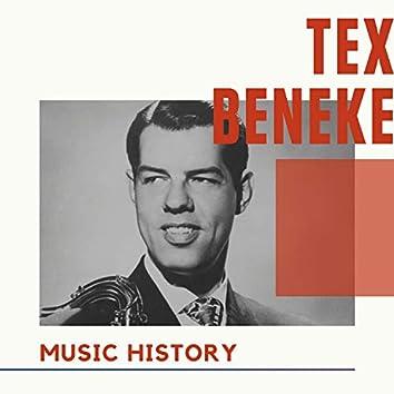 Tex Beneke - Music History
