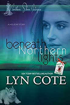 Beneath Northern Lights: A Holiday Story (Northern Shore Intrigue Book 4) by [Lyn Cote]