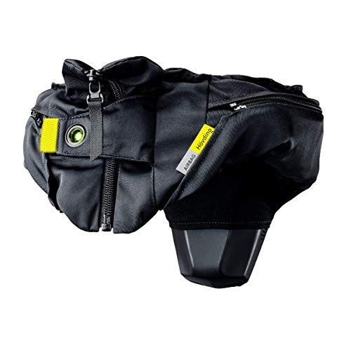 Hövding 3 Airbag Helm, schwarz, 52 – 59 cm Kopfumfang