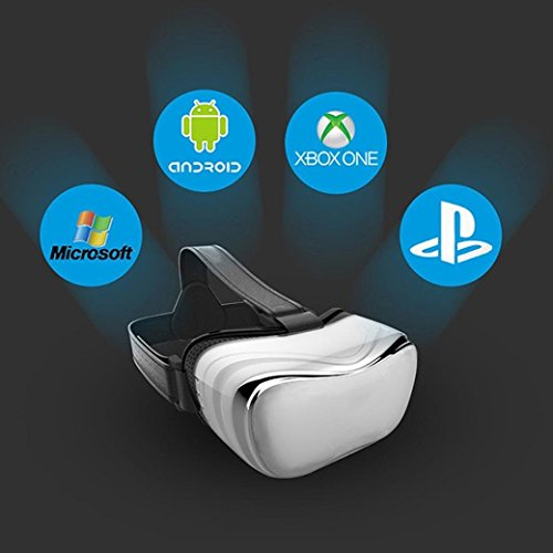 Read About 1080p Wifi 3d Head-Mounted Mobile Stereo Google Board Vr Box Andriod 4.4 Vr Glasses Bluet...
