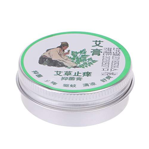 Xuebai Moxa Crema de moxibustión Anti picaduras de Mosquitos refrescante antiinflamatorio Crema de moxibustión para el Dolor de Cuello