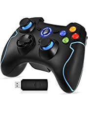 EasySMX PS3 Gamepad Gaming Joystick Gamer Controller voor Windows XP, Vista, Windows 7, 8, 8.1, 10