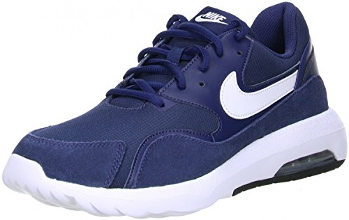 Nike AIR MAX Nostalgic 916781 400 Herren Sneaker dunkelblau, Größe:42, Farbe:Blau