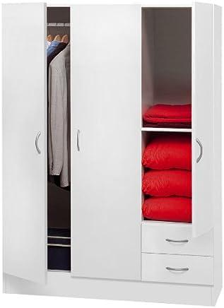 Ikea Armadio 4 Ante.Amazon It Ikea Armadio Casa E Cucina