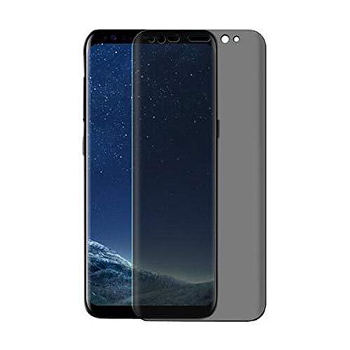 CQBKLXJY Case-fit Glas Kompatibel mit Samsung Galaxy s8 s9 Plus s8 Hinweis 8 9 freundliche privatsphäre 3D Full Cover Displayschutzfolie Anti Spion gehärtetes Glas-s8_Plus[3-Pack]