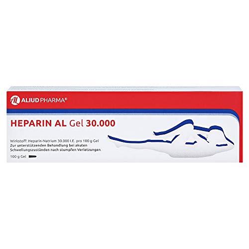 Heparin AL Gel 30.000, 100 g Gel