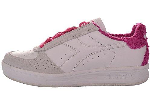 Diadora Heritage - B.Elite Sponge Rosa Magenta - Sneakers Donna - 37 EU