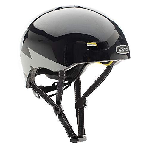 Nutcase Street - Darth Lightnin\' (Reflective) Helm, Mehrfarbig, M