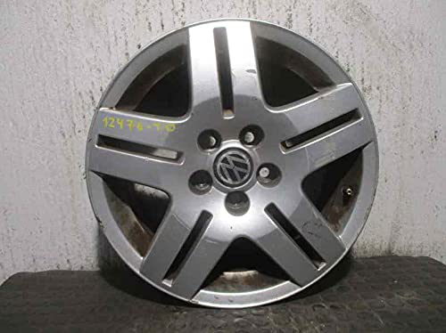 Llanta Volkswagen Golf Iv Berlina (1j1) ALUMINIO 10PR156JX15H2ET38 6JX15H2ET38 (usado) (id:rectp3389349)